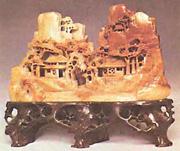 Камень агальматолит. Характеристики агальматолита. Описание агальматолита