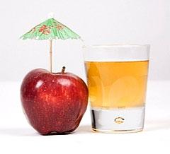 Яблочный сок похудение