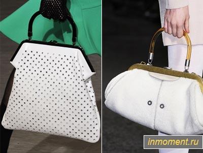 Торбы модные сумки осень зима 2010 2011