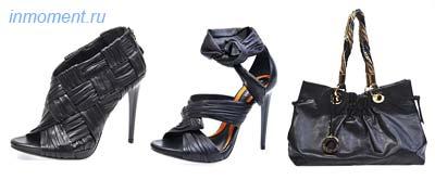 Стиль - люкс: обувь и сумки весна-лето 2010 от Baldinini (Балдинини)