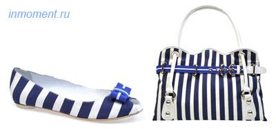 "Удобный "" стиль: обувь и сумки весна-лето 2010 от Baldinini (Балдинини)"