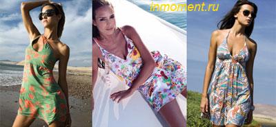 Пляжные сарафаны для полных. Женский портал emWoman