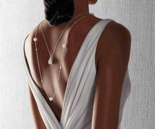 Фото девушки с красивой спиной