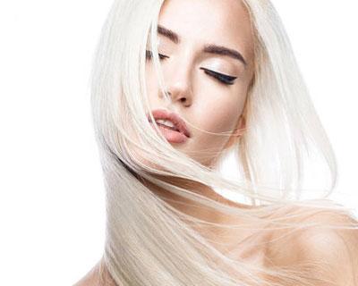 Крашеные волосы как осветлить правильно