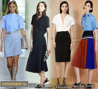 Офисная мода осень-зима 2014-2015 (41 фото