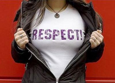 как заставить других уважать себя