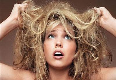 Маска для волос против перхоти для роста