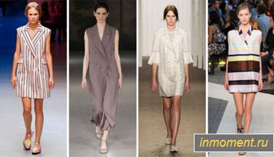 Деловая мода весна-лето 2015