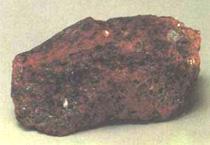 Камень цинкит. Характеристики цинкита. Описание цинкита