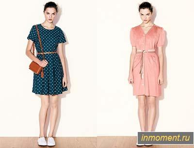 Мода весна-лето 2014. Платья с асимметрией (2