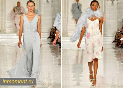 Платья белые на лето