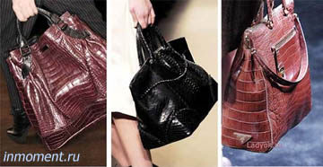 Модные женские сумки осень 2010.