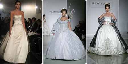 Фотки самых пышных свадебных платьев.  Эскизы женские платья.