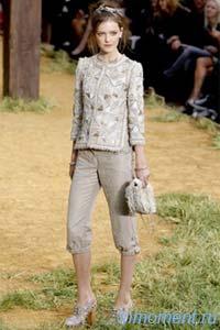 Andrey.  Неделя моды в Париже: шоу-показ Chanel, весна-лето 2010.