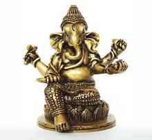 Индийский Бог мудрости – Ганеша