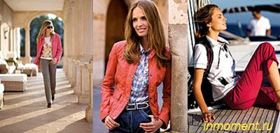 Модная женская одежда Gelko