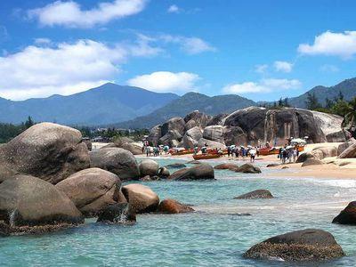 хайнань остров достопримечательности фото