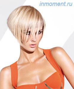 Схемы окрашивания волос.