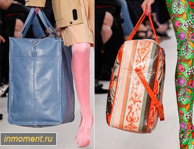 модные сумки весна 2017