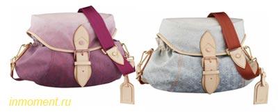 Дамские сумочки: модные женские сумки лето 2010.