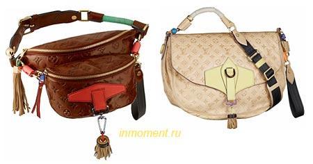 Оригинально и молодежно: модные сумки лето 2010.