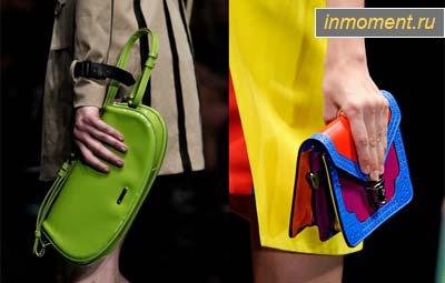 Раздел фото: Модные сумки 2011.