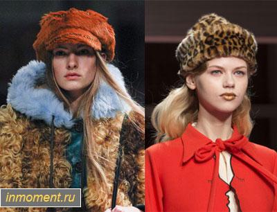 Мужская шапка модная 2017
