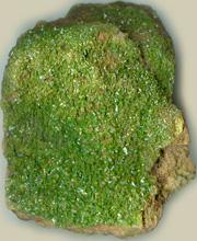 Камень гемиморфит. Характеристики гемиморфита. Описание гемиморфита