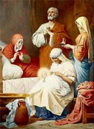 Праздник 21 сентября. Рождество Пресвятой Богородицы