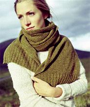 Как правильно носить и завязывать шарф