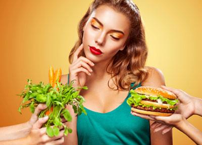 еда вечером при похудении