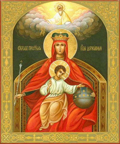 сонник икона божьей матери: