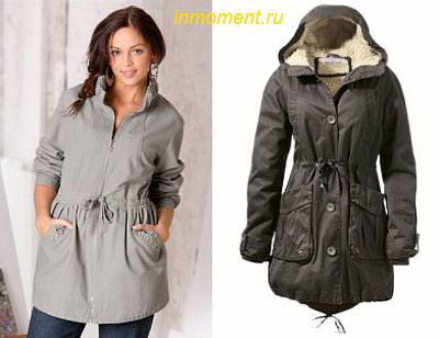 sezonmoda.ru - Женские куртки