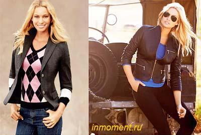 Джинсовая мода (деним) осень 2010