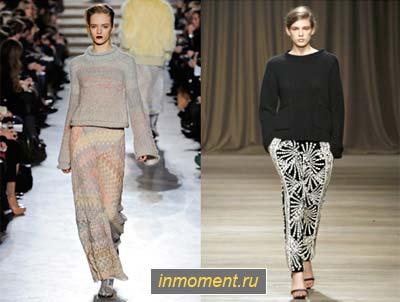 Модные вязаные вещи осень-зима 2011/2012. модные вязаные вещи 2012.
