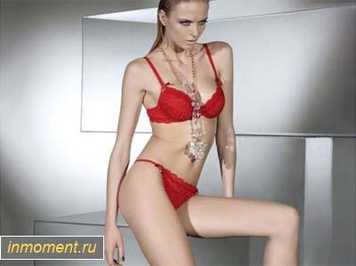модное белье осень 2012