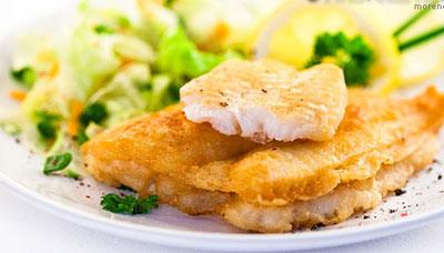 Низкокалорийная рыба