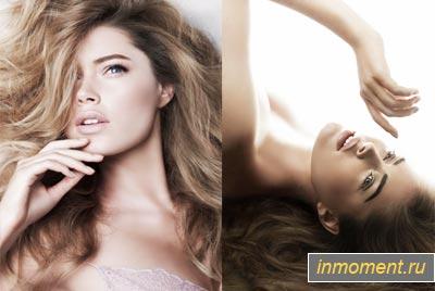 модный макияж зима 2010-2011