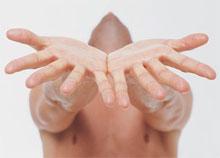 Массаж рук. Массаж кистей, ладоней и пальцев рук