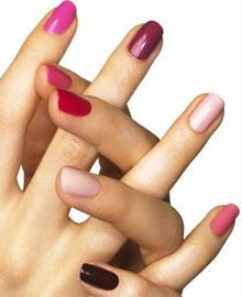 Восстановление ногтей после накладных