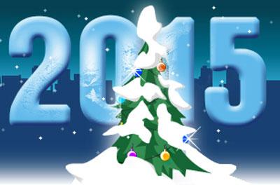 Новый 2015 Год Овцы (Козы)