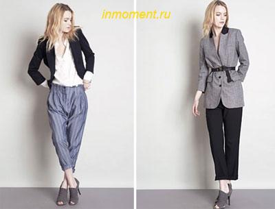 Коротко: офисный стиль одежды 2010.