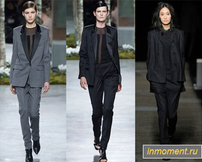 Fashion Week. Модный Vera Wang осень-зима 2014-2015