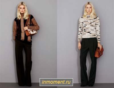 Престижные штаны осень-зима 2011/2012: коллекции узнаваемых дизайнеров