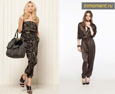 Модные брюки весна 2011 основные тренды