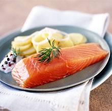блюда из рыбы горбуша