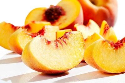 Персики: польза и вред, калорийность Полезные