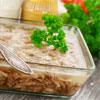 Холодец на желатине из говядины, свинины и курицы