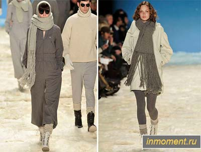 защищались от холода, кутаясь в толстые вязаные шарфы. ... вы и сами не...