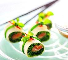 Острые суши и роллы